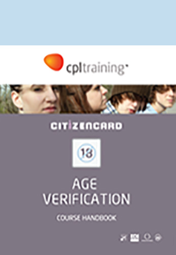 Age Verification Handbook cover