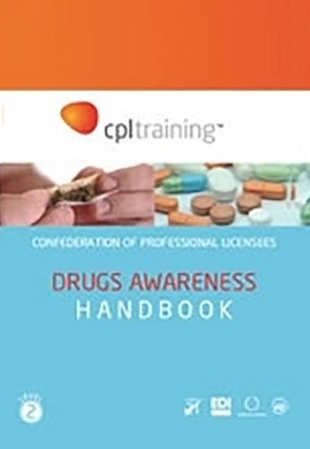 Drugs Awareness Workbook cover