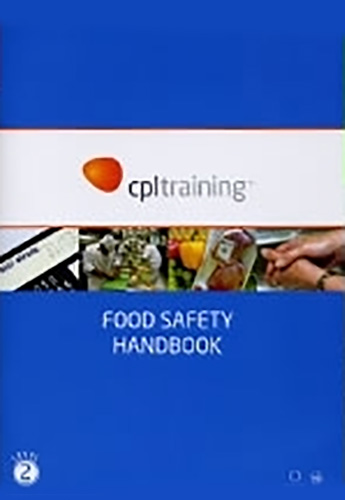Food Safety Handbook cover