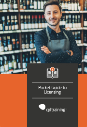 Licensing Pocket Guide cover